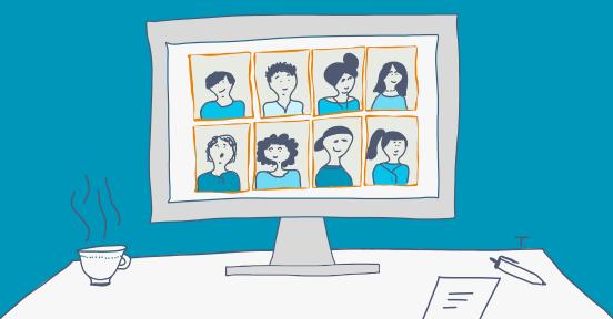Afstandswerken: 5 tips om te vergaderen